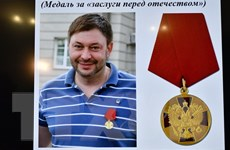 Ukraine để ngỏ khả năng tước quốc tịch của nhà báo hãng RIA Novosti