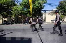 Loạt vụ đánh bom đẫm máu tại Indonesia: Bắt giữ nhiều nghi phạm
