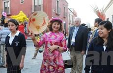 Việt Nam tham dự Tuần văn hóa quốc tế lần thứ 19 tại Mexico