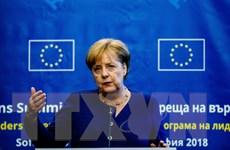 Đức thận trọng trong việc hỗ trợ các công ty làm ăn với Iran