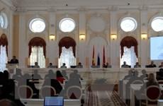 St. Petersburg kỷ niệm 95 năm ngày Chủ tịch Hồ Chí Minh đến Nga