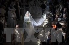 Những khoảnh khắc đáng nhớ trong hôn lễ Hoàng gia Anh