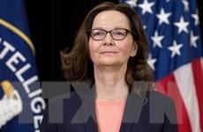 [Video] Nữ Giám đốc CIA đầu tiên tuyên thệ nhậm chức
