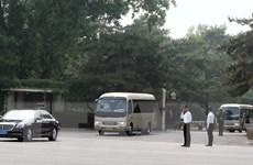 NHK: Một quan chức cấp cao Triều Tiên đã tới Bắc Kinh