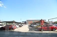 Hà Nội quyết xoá bỏ các điểm trông giữ xe trái phép ở quận Hoàng Mai