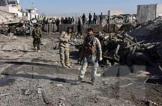 Một loạt tiếng súng nổ xuất hiện gần Bộ Nội vụ Afghanistan