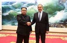 Nga thể hiện vai trò trong vấn đề phi hạt nhân hóa bán đảo Triều Tiên