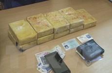 Điện Biên: Bắt quả tang đối tượng mua bán trái phép 10 bánh heroin