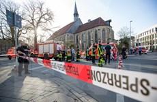 Đức: Tấn công bằng dao tại nhà ga Flensburg làm 1 người thiệt mạng