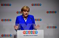 Thủ tướng Đức Angela Merkel ủng hộ kế hoạch cải cách Eurozone