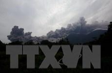 Vụ núi lửa Fuego phun trào: Guatemala tuyên bố quốc tang 3 ngày