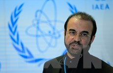 """Iran """"chuẩn bị hành động"""" trong trường hợp thỏa thuận hạt nhân đổ vỡ"""