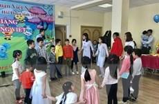 Khai giảng lớp tiếng Việt cho con em cộng đồng người Việt Nam tại Nga