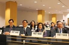Việt Nam khẳng định ưu tiên đảm bảo quyền của lao động nữ