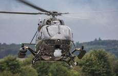 Trực thăng quân sự của Bulgaria gặp nạn, 2 người thiệt mạng