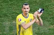 Đội tuyển Thụy Điển không có Ibrahimovic vẫn đáng gờm