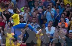 """Tuyển Brazil đã sẵn sàng """"nhảy Samba"""" trên đất Nga?"""