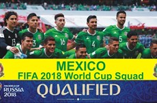 World Cup 2018: Đức đánh giá Mexico là đối thủ khó chơi nhất bảng F