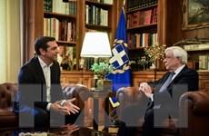 Phe đối lập ở Hy Lạp: Thủ tướng Tsipras đã từ bỏ một phần đất nước