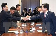 Hàn Quốc và Triều Tiên nhất trí thành lập một số đội tuyển chung