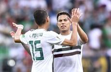 Mexico có lối chơi hấp dẫn nhất tại vòng đấu bảng World Cup 2018