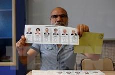PKK đơn phương dừng hành động quân sự trong kỳ bầu cử ở Thổ Nhĩ Kỳ