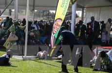 Zimbabwe bác bỏ khả năng hoãn bầu cử sau vụ nổ kinh hoàng