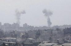 Israel không kích trả đũa các vụ phóng hỏa bằng diều từ Dải Gaza