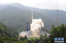 Trung Quốc phóng thành công vệ tinh thử nghiệm công nghệ mới