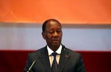 Tổng thống Côte d'Ivoire giải tán chính phủ do mâu thuẫn với đối tác