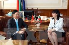 Phó Thủ tướng đề nghị Bulgaria tăng cường đầu tư vào Việt Nam