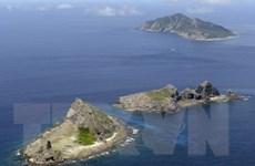 Tàu Trung Quốc lại đi vào vùng biển quanh đảo Senkaku/Điếu Ngư