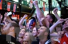 Sốt vé trận tứ kết Nga - Croatia, vé hạng 2 có giá hơn 1.100 USD