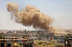 Quân đội Syria thu giữ nhiều vũ khí của phiến quân ở Daraa