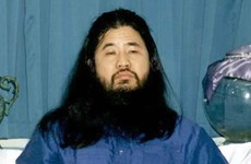 Nhật Bản thi hành án tử với thủ lĩnh giáo phái AUM rải khí độc sarin