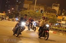 Khởi tố nhóm đối tượng điều khiển xe máy gây mất trật tự công cộng
