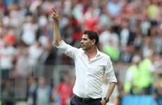 Huấn luyện viên Fernando Hierro chia tay đội tuyển Tây Ban Nha