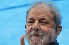 Thẩm phán Brazil ra lệnh trả tự do cho cựu Tổng thống Lula da Silva