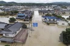 Ít nhất 82 người Nhật thiệt mạng trong đợt mưa lớn chưa từng thấy