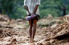 8 trẻ em thiệt mạng trong vụ sạt lở đất kinh hoàng ở Ấn Độ