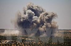 SOHR: Không kích tại Deir Ezzor, ít nhất 28 dân thường thiệt mạng