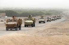 Yemen: Lực lượng chính phủ đạt nhiều tiến triển ở mặt trận then chốt