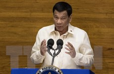 Tổng thống Philippines Duterte ký ban hành luật tự trị Hồi giáo
