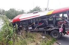 Xác định danh tính các nạn nhân trong vụ tai nạn thảm khốc ở Cai Lậy