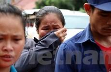 Hàng trăm người dân mắc kẹt đã được giải cứu sau vụ vỡ đập ở Lào