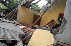 Số người thiệt mạng gia tăng trong vụ động đất ở Indonesia