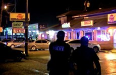 Lại xảy ra xả súng kinh hoàng ở Mỹ, 3 người bị bắn chết tại chỗ