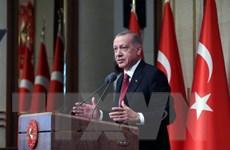 Trung Quốc hoan nghênh đề xuất gia nhập BRICS của Thổ Nhĩ Kỳ