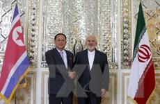 Chuyến thăm Iran của Ngoại trưởng Triều Tiên truyền tải thông điệp gì?