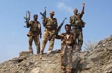 Saudi Arabia đánh chặn thành công tên lửa của Houthi tại Yemen